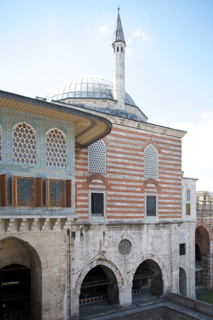 Apartments of the Crown Prince Exterior, Topkapı Sarayı, Istanbul