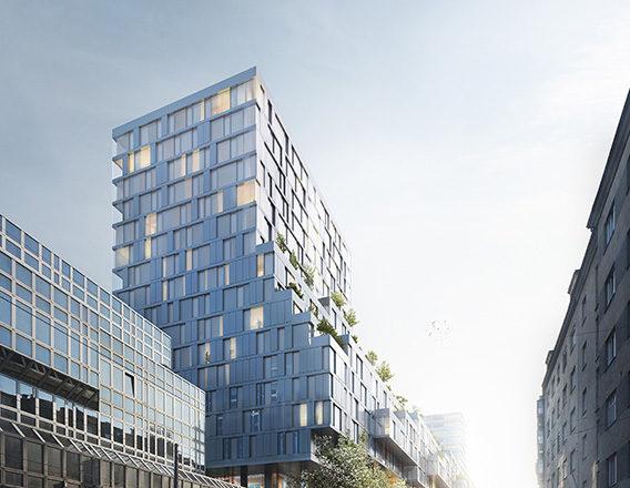 Valentin Scheinost Architektur
